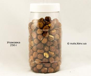 Фундук сырой - Упаковка 250 г