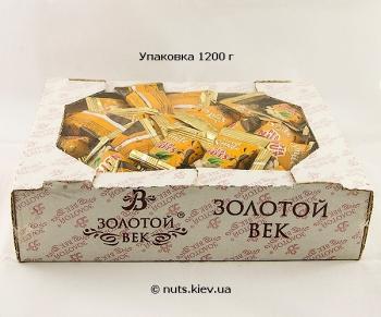 Халва арахисовая в шоколадной глазури - Упаковка 1200 г