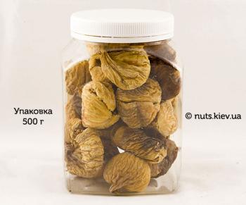 Инжир сушеный светлый Натурал - Упаковка 500 г