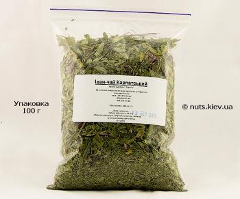 Иван-чай сушеный Карпатский - Упаковка 100 г