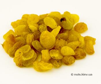 Изюм желтый узбекский