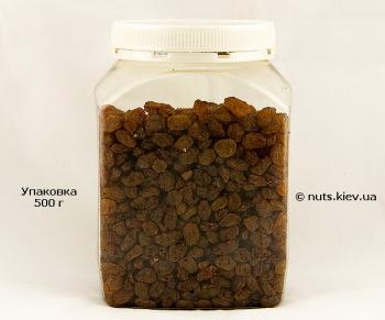 Изюм коричневый узбекский - Упаковка 500 г