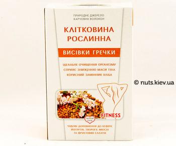 Клетчатка отрубей гречихи - Упаковка 160 г