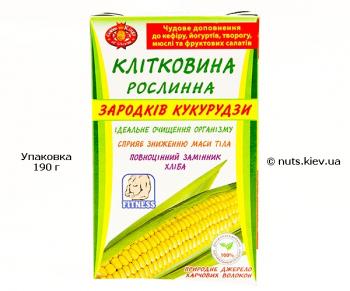 Клетчатка зародышей кукурузы - Упаковка 190 г