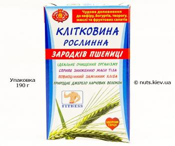 Клетчатка зародышей пшеницы - Упаковка 190 г