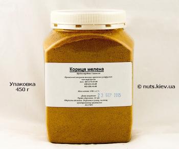 Корица молотая - Упаковка 450 г
