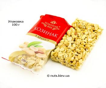 Козинаки арахисовые - Упаковка 100 г
