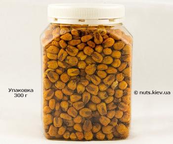 Кукуруза жареная в чили - Упаковка 300 г