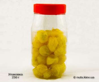 Лимон сушеный - Упаковка 250 г