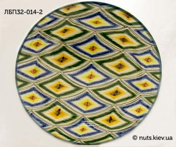 Ляган Блюдо для плова 31-32 см - 014