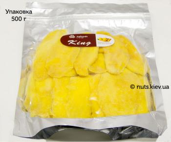 Манго сушеный натуральный - Упаковка 500 г