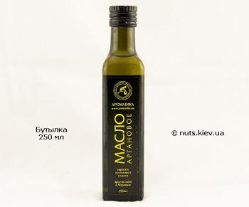 Масло аргановое растительное нерафинированное - Бутылка 250 мл