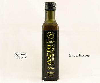 Масло черного тмина растительное нерафинированное - Бутылка 250 мл