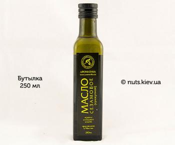 Масло кунжутное растительное нерафинированное - Бутылка 250 мл