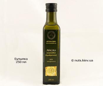 Масло кунжутное растительное рафинированное - Бутылка 250 мл