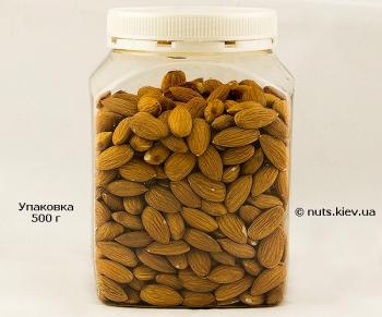 Миндаль сушеный сырой золотистый - Упаковка 500 г