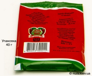 Паприка молотая Доброньская - Упаковка 40 г