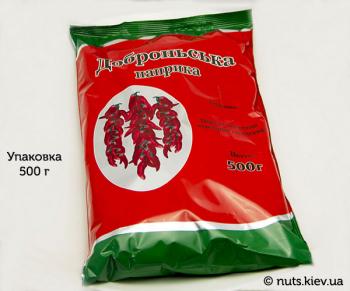 Паприка молотая Доброньская - Упаковка 500 г