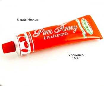 Паста венгерская Piros Arany Chemege деликатная Пирош Арань Чемеге - Упаковка 160 г