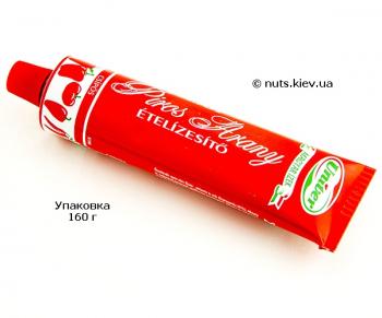 Паста венгерская Piros Arany Csipos острая Пирош Арань Чипош - Упаковка 160 г