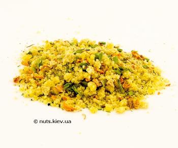 Приправа гранулированная 15 овощей трав и специй