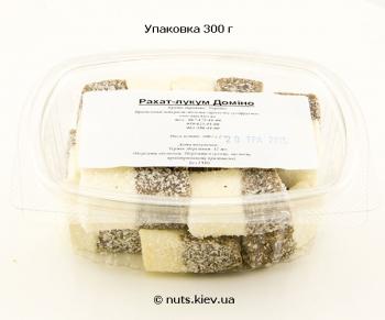 Рахат-лукум Домино - Упаковка 300 г