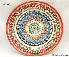 Тарелка 16-17 см - 001