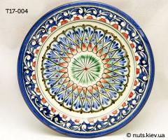 Тарелка 16-17 см - 004