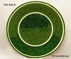 Тарелка 24-25 см - 014