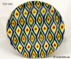 Тарелка 27-28 см - 001
