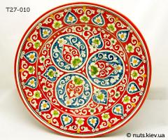 Тарелка 27-28 см - 010