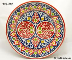 Тарелка 27-28 см - 012