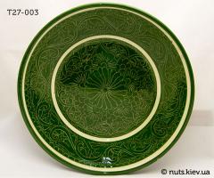 Тарелка 27-28 см - 003