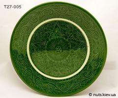 Тарелка 27-28 см - 005