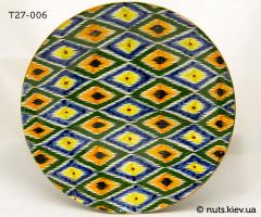 Тарелка 27-28 см - 006