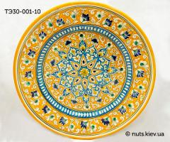Тарелка эксклюзивная 30 см - 001