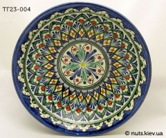 Тарелка глубокая 23 см - 004