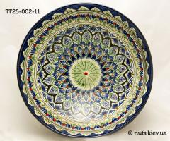 Тарелка глубокая 25 см - 002