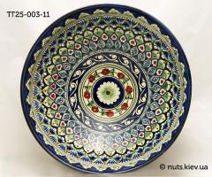 Тарелка глубокая 25 см - 003