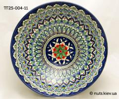 Тарелка глубокая 25 см - 004