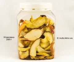 Яблоко сушеное украинское - Упаковка 200 г