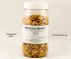 Ядра косточек абрикоса, миндаль абрикосовый - Упаковка 250 г