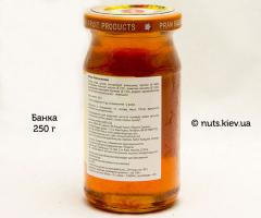 Желе апельсиновое бенгальское Pran - Банка 250 г